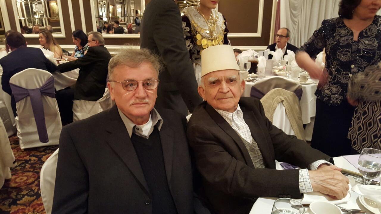 Mehmedali Jashari dhe Ajet Rushiti