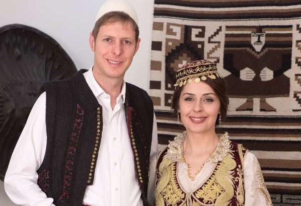Leka Zogu dhe Elia Zaharia