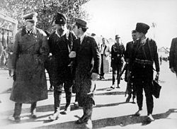 Kosta Peçanac, i thyer keq në fushëbetejë, vendosë të nënshkruaj kapitulimin para forcës ushtarake shqiptare.