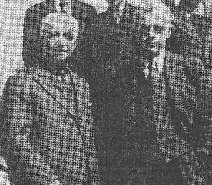 Lec Kurti dhe Mit'hat Frashëri