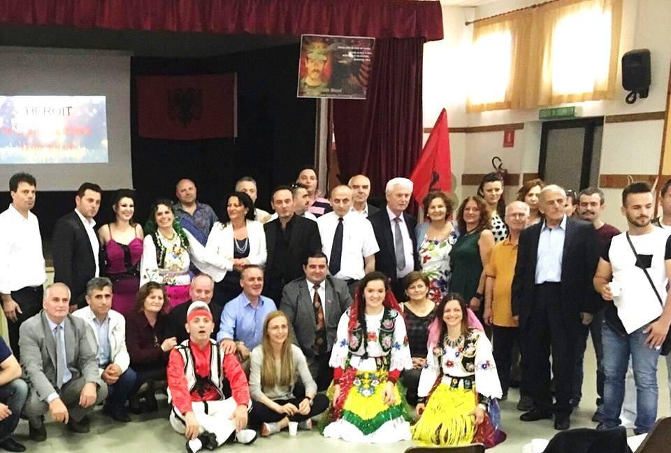 Shqiptaret ne Trevizo
