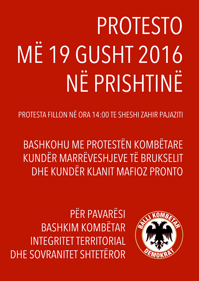 Protesta e BKD